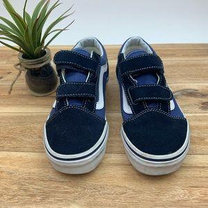 Vans Kids Old Skools Sneaker sz 2